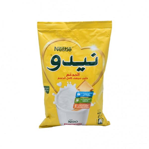 Nido Milk Pouch 400G 258207-V001 by Nestle