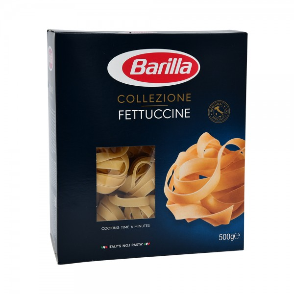 Barilla Pasta Fettuccine 166 500g 258853-V001 by Barilla