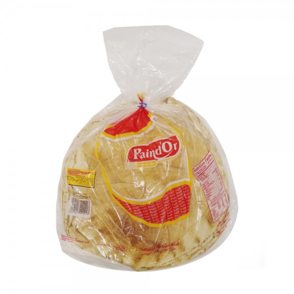 Pain Dor Bread Arabic 900g 258856-V001 by Pain D'or