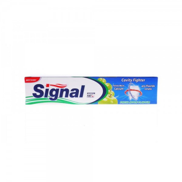 Signal Toothpaste Cavity Fght Apple 260297-V001 by Signal