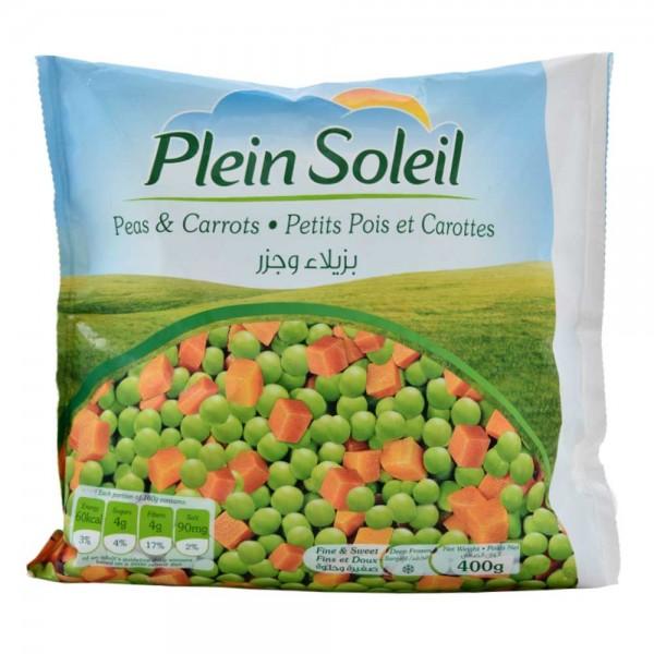 P.Soleil Peas+Carrots - 400G 260732-V001 by Plein Soleil