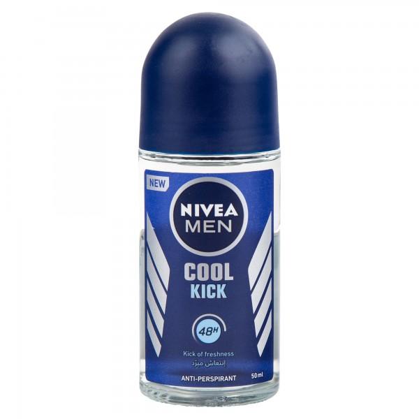 Nivea Roll On Aqua Cool For Him 50ml 261406-V001