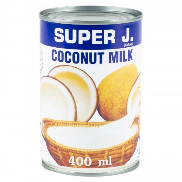 Super J. Coconut Milk 400ml 261445-V001 by Super J