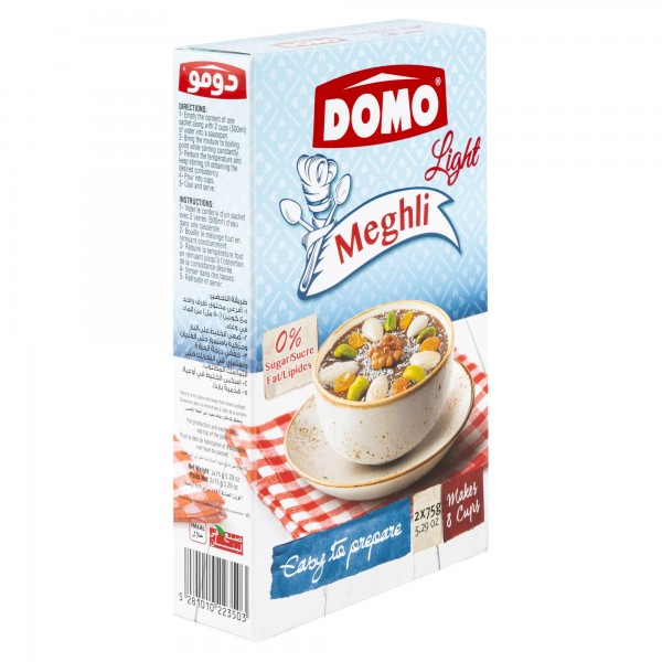 Domo Meghli 250G 262065-V001