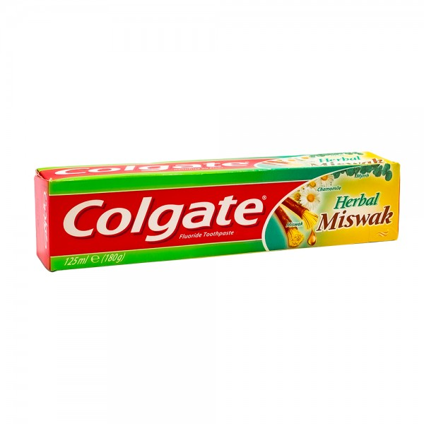 Colgate Herbal Miswak Toothpaste 125ML 262665-V001 by Colgate