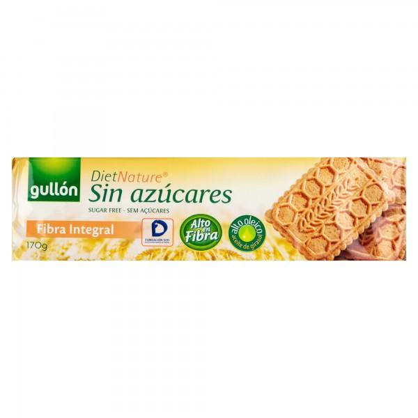 Gullon Digestive Sugar Free 170G 265645-V001