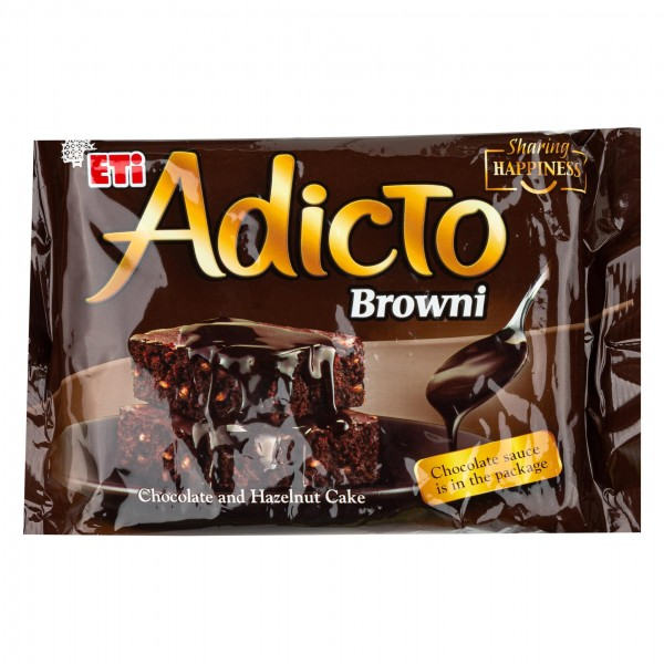 Eti Adicto Browni Cake 200G 268228-V001 by Eti