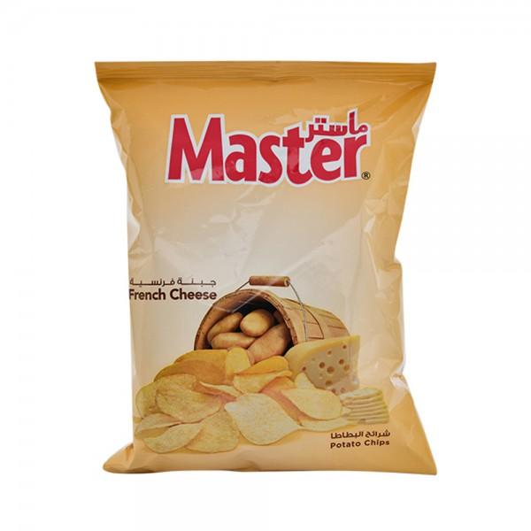 Master Chips Cheese 34g 268586-V001 by Master Chips