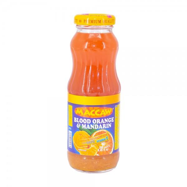 Maccaw Blood Orange& Mandarin 250ml 270106-V001