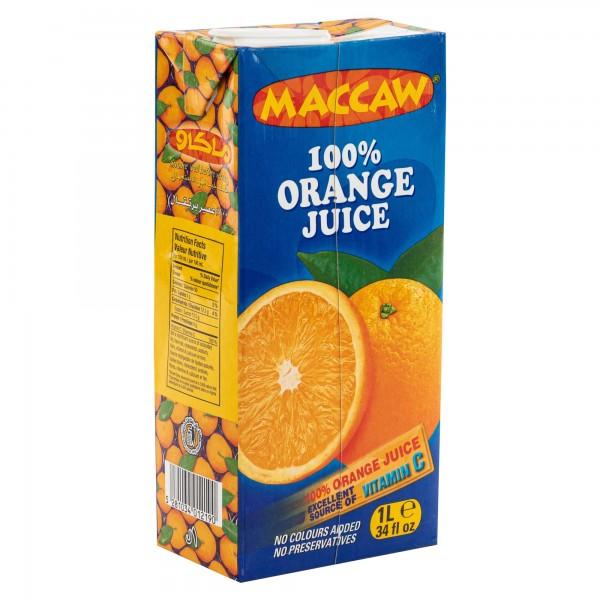 Maccaw Orange Juice Carton 1L 271779-V001 by Maccaw