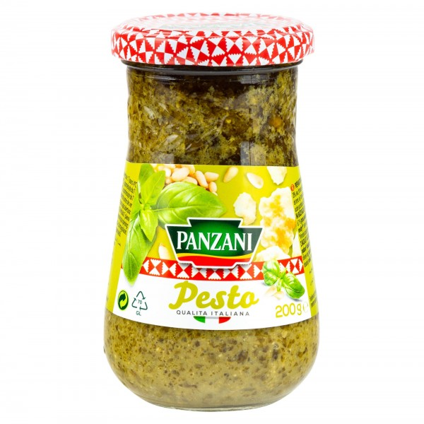 Panzani Sauce Pesto 200G 273090-V001