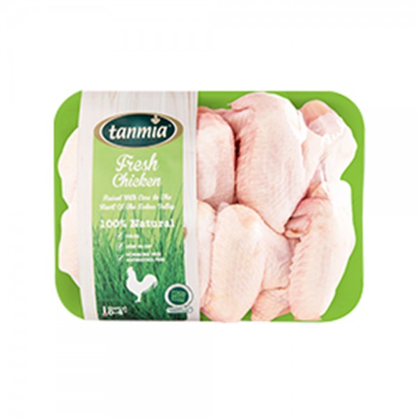 Tanmia Chicken Wings 650G 274199-V001 by Tanmia