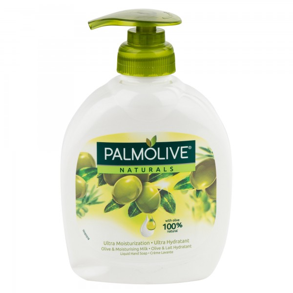 Palmolive Liquid Hand Soap Pump Olive & Milk Liquid Hand Wash 300mL 274862-V001 by Palmolive