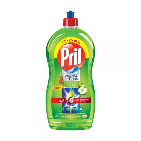 Pril Secrets of the cook 5+ Apple 1.25L -20% 274874-V002 by Pril