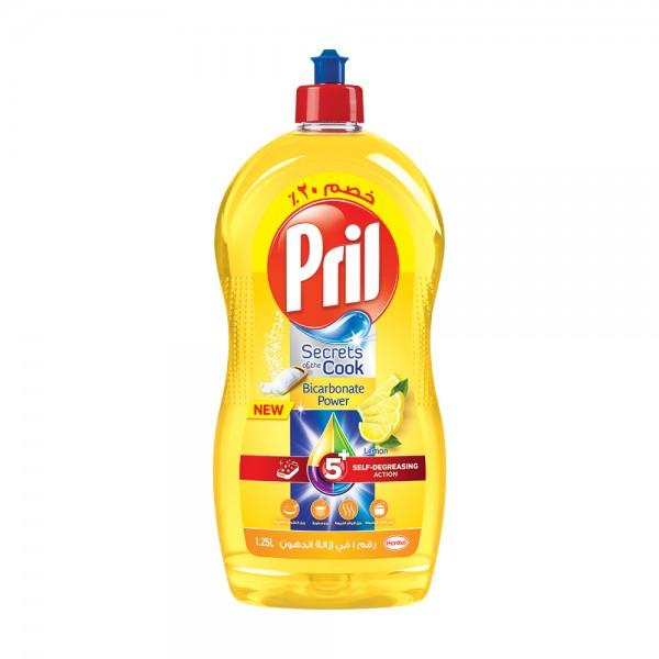 Pril Secrets of the Cook 5+ Lemon 1.25L -20% 274878-V002 by Pril