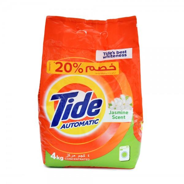 Tide Tide Jasmine Scent 4Kg -20% 275133-V002 by Tide