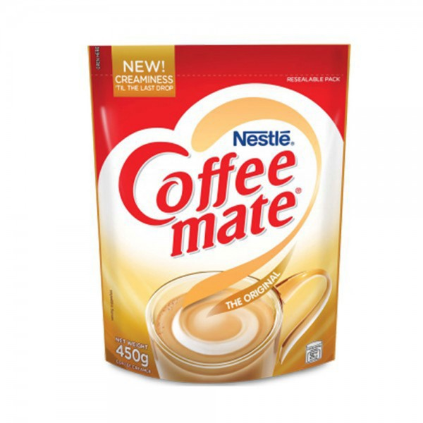 Coffee Mate Original Pouch 450G 275204-V001 by Nestle
