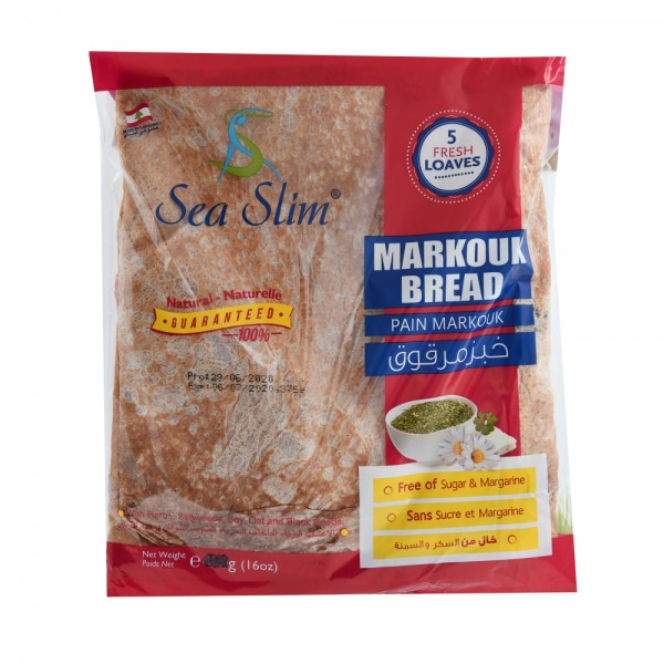 Sea Slim Markouk Bread 350g 276398-V001 by Sea Slim