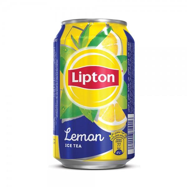 Lipton Ice Tea With Lemon Can 33cl 277237-V001 by Lipton