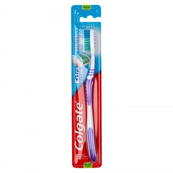 Colgate Extra Clean Medium Toothbrush 277380-V001