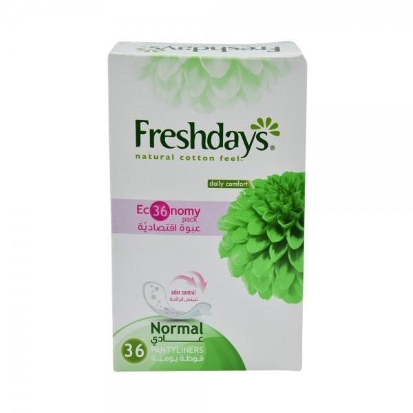 Freshdays Normal Economy - 36Pc 278228-V001 by Sanita
