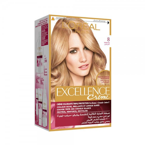 COLORATION BLOND CLEAR 8 278504-V001 by L'oreal