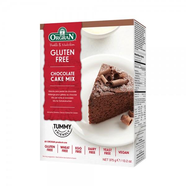 Orgran Gluten Free Chocolate Cake Mix 375G 278729-V001 by Orgran