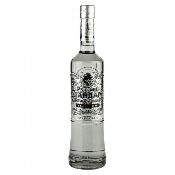 Russian Standard Platinum 40% Vodka 70cl 279388-V001