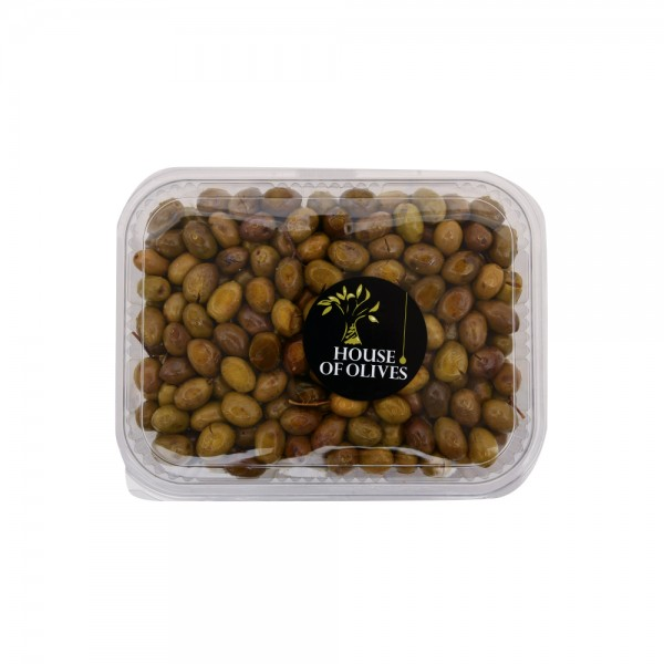 Green Olives Extra In Oil 279566-V001 by Spinneys Cheese Counter