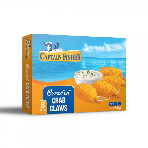 Captain Fisher Breaded Crab Claws 280173-V001 by Captain Fisher