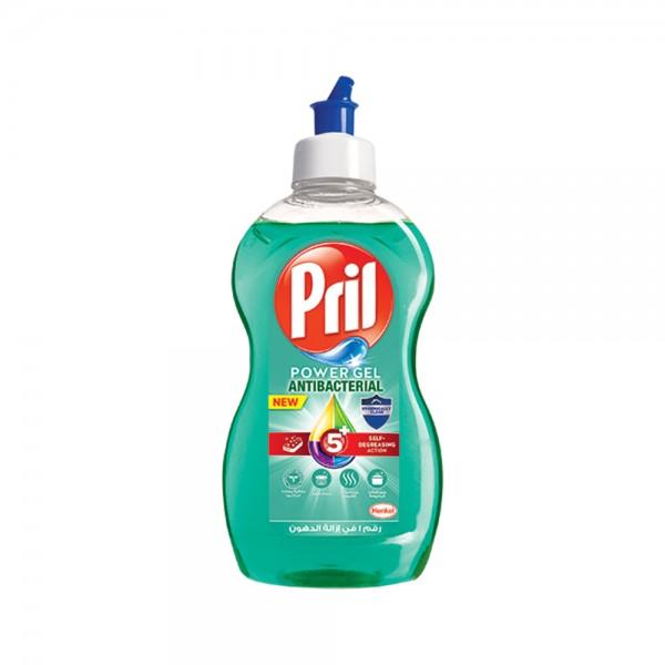Pril 5+ Anti-Bacterial 350ml 280697-V001 by Pril