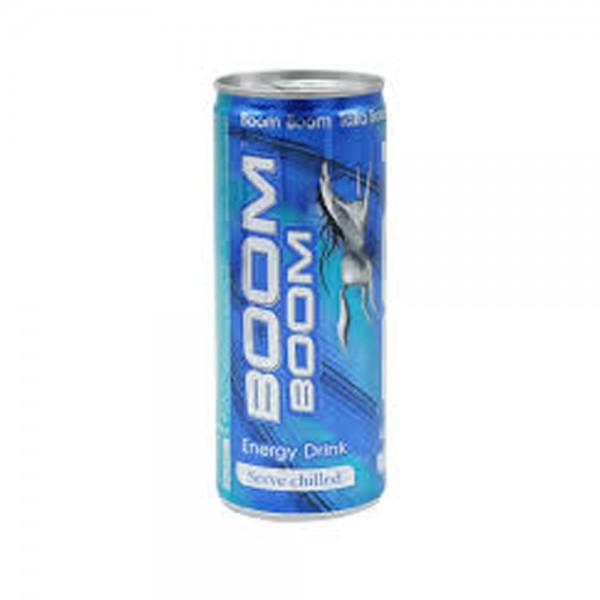 Boom Boom Energy Drink 250ml 280889-V001 by Boom Boom