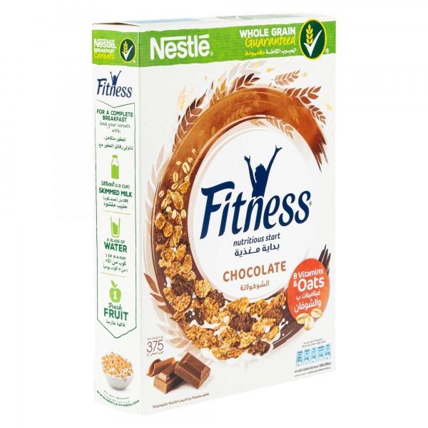 Nestle Fitness Chocolate Breakfast Cereal 375G 281628-V001 by Nestle