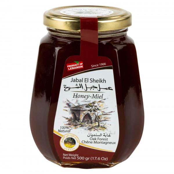 Jabal El Sheikh Natural Honey - Oak Forest 500G 281644-V001 by Jabal El Sheikh