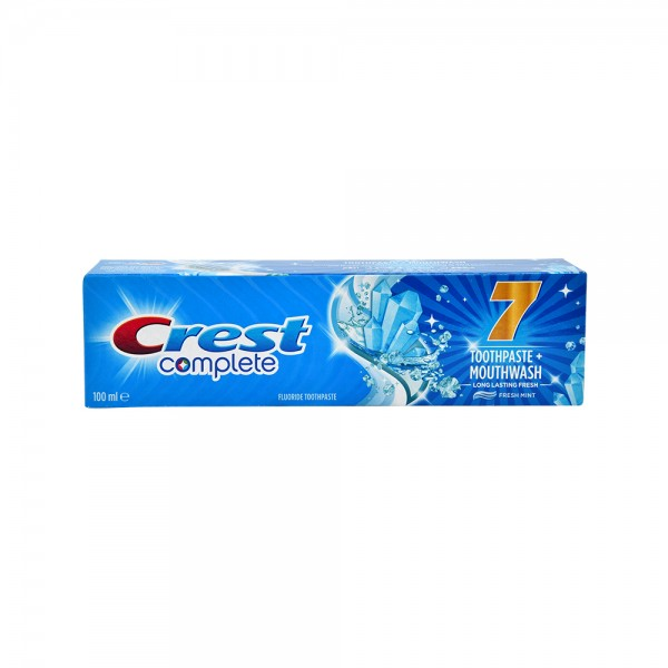 Crest Crest Complete 7 Freshmint - 100Ml 282618-V001 by Crest