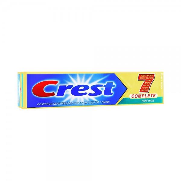 CREST COMPLETE 7 MILDMINT 282619-V001 by Crest
