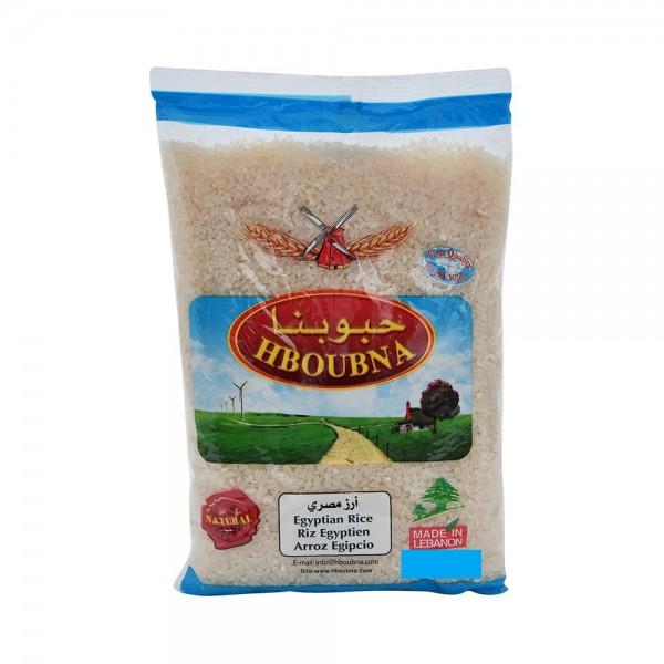 Hboubna Egyptian Rice 5Kg 283664-V001 by Hboubna