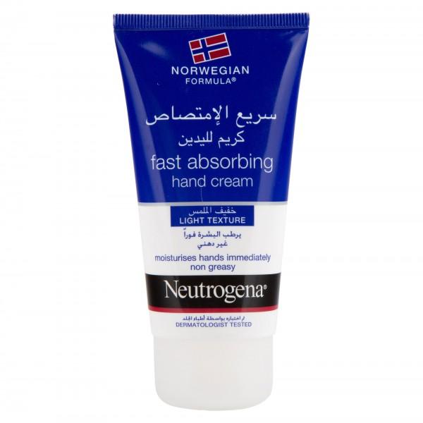 Neutrogena Fast Absorbating Hand Cream 75ml 284895-V001