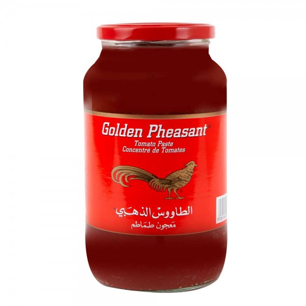 Golden Pheasant Tomato Paste 1350G 286426-V001 by Golden Pheasant