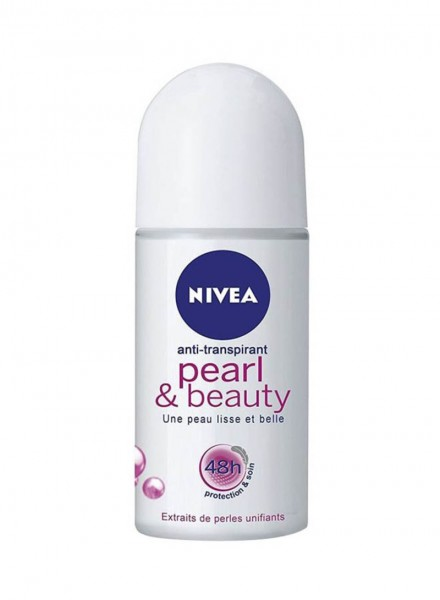 Nivea Pearl And Beauty Roll On For Her 50ml 287650-V001