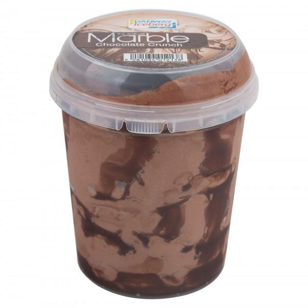 Danway Iceberg Marble Chocolate Crunch Ice Cream 1000ml 289092-V001 by Danway Iceberg