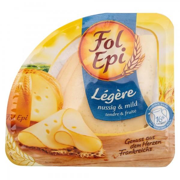 Fol Epi Legere Tranches Nussig & Mild Cheese 150G 289246-V001