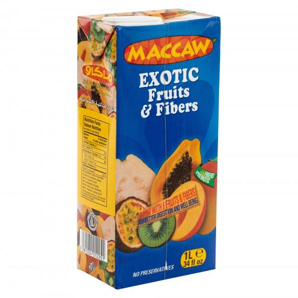 Maccaw Exotic Fruits & Fibers Juice Slim 200ml 290081-V001