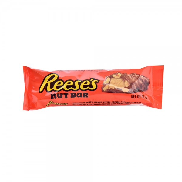 Reeses Nutrageous Chocolate - 51G 291451-V001 by Hershey's