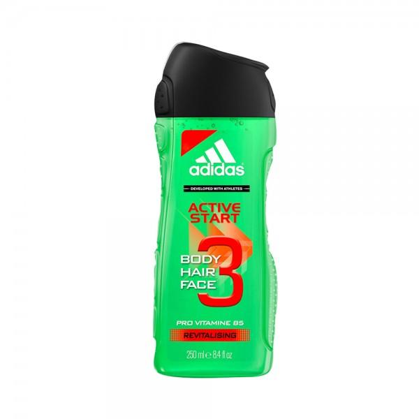 ACTIVE START SHOWER GEL 291887-V001 by Adidas