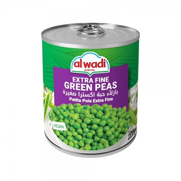 Al Wadi Al Akhdar Extra Fine Green Peas 293194-V001 by Al Wadi Al Akhdar