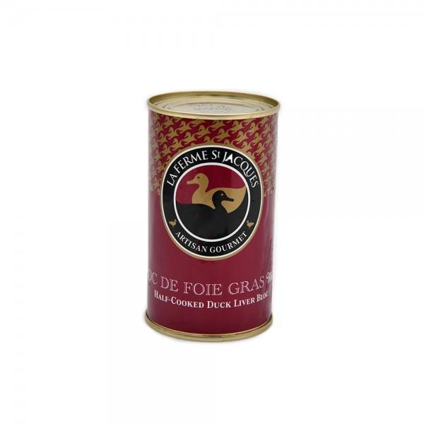 Duck Liver Foie Gras Block 200G 293656-V001 by La Ferme Saint Jacques