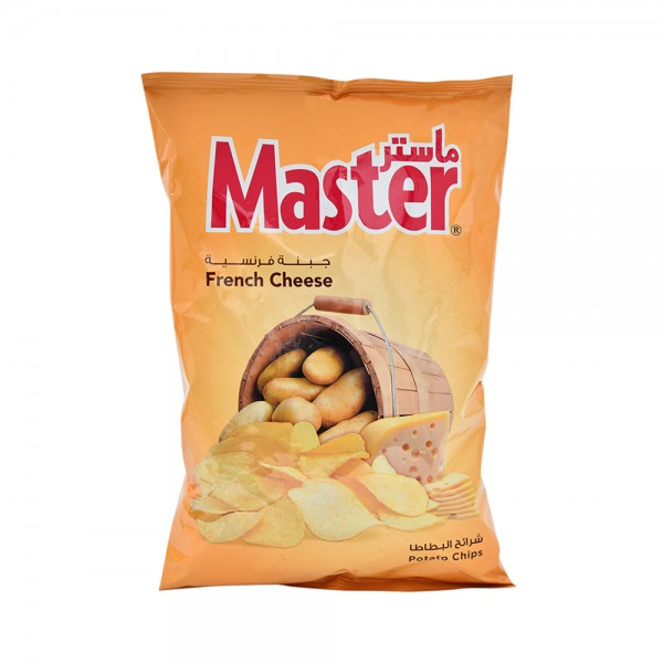 Master Chips French Cheese 119g 295437-V001 by Master Chips