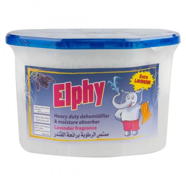 Elphy Dehumidifier Lavender 450G 295918-V001 by Elphy