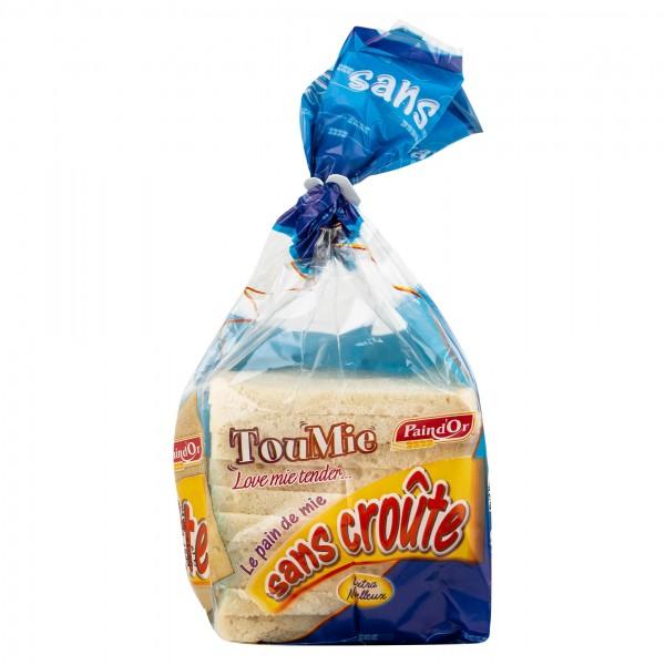 Pain d'Or Le Pain De Mie Sans Croute Sliced Bread 295919-V001 by Pain D'or